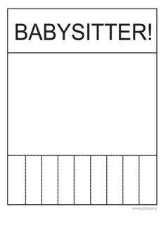 Sample resume for nanny jobs
